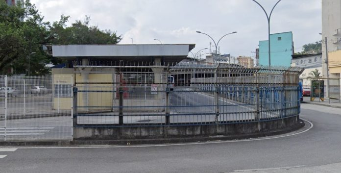 Terminal Paulo da Portela BRT